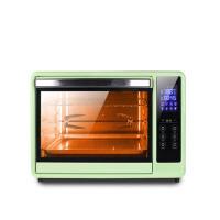 5P5 家用烘焙蛋糕 智能温控触屏30L大容量电烤箱 抹茶绿