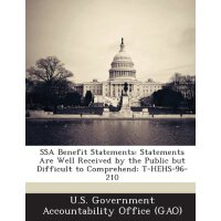 Ssa Benefit Statements: Statements Are Well Received by the