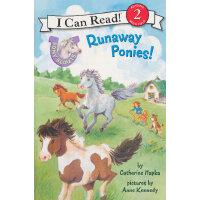 Pony Scouts: Runaway Ponies! 小小童子军:小马快跑!(I Can Read,Level 2)