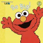 英文原版 芝麻街启蒙纸板书:真大!Sesame Street: So Big!