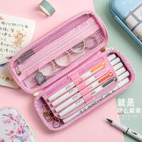 创意马口铁文具盒 女孩小学生铅笔盒 多功能铁盒