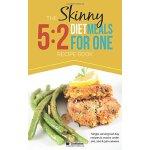 【预订】The Skinny 5: 2 Fast Diet Meals for One: Single Serving