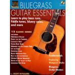 【预订】Bluegrass Guitar Essentials: Learn to Play Bass Runs, F