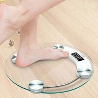 圆形33厘米人体秤 体重秤 电子秤电子称体重秤家用人体秤电子秤体重秤秤称