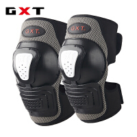 摩托车用品骑士装备短护具骑行护腿夏季透气护膝越野