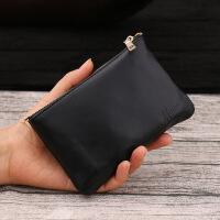 迷你零钱包男士短款拉链手机包硬币包卡包羊皮包包女式证件包