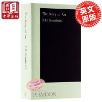 【中商原版】艺术的故事 英文原版 The Story of Art: Pocket Edition 口袋版 进口画册艺术史介绍书籍