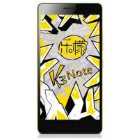 Lenovo/联想 K50-t3s 乐檬K3note 移动4G 双卡双待手机
