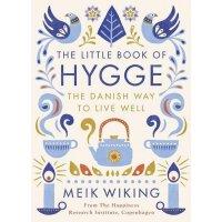 【现货】原版英文 Meik Wiking: The Little Book of Hygge 丹麦人为什么幸福 享受生活