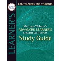 英文原版 Merriam-Websters Advanced Learners English Dictionary