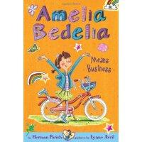 Amelia Bedelia Means Business ISBN:9780062094964
