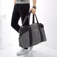 吉野帆布包新款韩版男包包手提包单肩包斜挎包百搭休闲旅行包男士大包包运动包712A2