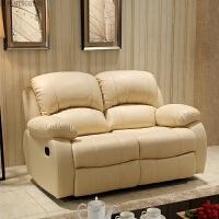头等多功能组合太空懒人单人躺椅电动舱家庭影院美甲店 皮质沙发