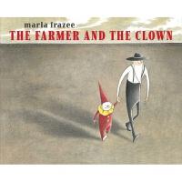 【中商原版】[英文原版]The Farmer and the Clown 农夫与小丑/精装儿童绘本