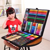 儿童画笔绘画套装美术工具学习用品小学生水彩笔礼盒女孩生日礼物