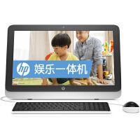 惠普hp 22-3128cn 21.5英寸一体机电脑 奔腾四核N3700 4G 500G 2GB Wifi Win10