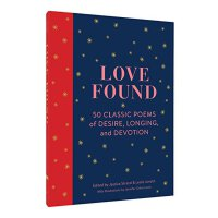 【现货】英文原版 发现爱:50首爱的诗歌 Love Found :50 Classic Poems of Desire