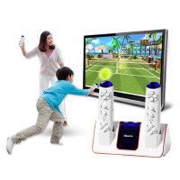 外星科技儿童版运动健身娱乐体感游戏机电视家用双人亲子互动电玩