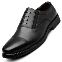 波图蕾斯当季爆款新品新款皮鞋男鞋士官鞋校尉三接头军官皮鞋商务正装鞋军鞋 9916