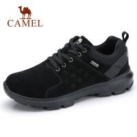 camel骆驼男鞋 秋季新款时尚运动跑步鞋舒适透气防滑运动休闲鞋