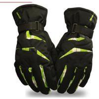 手套 男滑雪手套 防风保暖手套 加厚保暖滑雪手套防风防寒骑车电动车手套