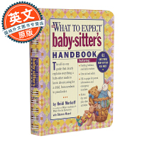海蒂育儿大百科 英文原版 What to Expect Baby-Sitter's Handbook 保姆手册 进口育