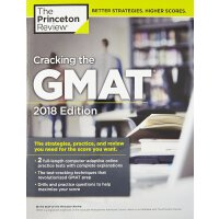 CRACKING GMAT 2018