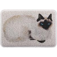 20190814224817399卡通猫咪丝圈地垫门垫 进门入户门口脚垫 家用防滑防水浴室小地毯