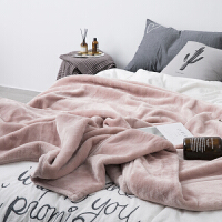 INS毛毯加厚保暖被子冬季毯子珊瑚绒法兰绒床单床垫被床单单件
