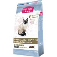 麦富迪优能营养成猫粮500g美短英短猫蓝猫主粮滋养被毛室内天然粮