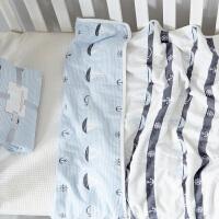 君别六层纱布儿童毛巾被婴儿毛巾盖毯午睡小被子空调毛毯薄款夏季