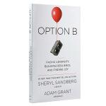 【中商原版】选项B 英文原版 另一种选择 Option B Sandberg Sheryl 作者 Lean In 向前