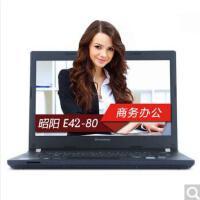联想(lenovo)昭阳 E42-80 14.0英寸笔记本电脑 E41升级版DVD刻录 i3-7100/4G/500G