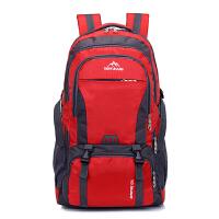 65L大容量男户外出游行李包女大背包旅行登山包户外背包旅行背包多功能运动双肩背包
