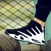 男鞋运动鞋气垫增高鞋春季男跑步鞋男运动篮球鞋旅游学生鞋女鞋