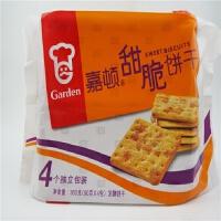 嘉顿(Garden) 甜脆饼干 发酵饼干 360g 袋装