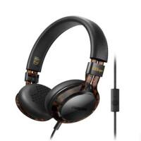 飞利浦 Philips SHL5705耳机头戴式手机电脑音乐线控高灵敏耳麦带话筒