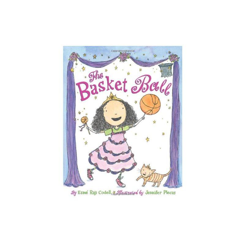 The Basket Ball [ISBN: 978-1419700071] 美国发货无法退货,约五到八周到货
