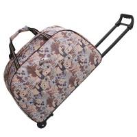 手提拉杆包大容量旅行包男女通用折叠可以上飞机的行李袋