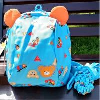 儿童书包双肩背包可爱1-3岁走丢迷你潮婴幼儿园男童女宝宝公主