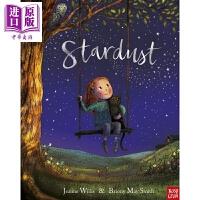 【中商原版】Stardust 星尘 精品绘本 低幼亲子故事绘本 平装 英文原版 2-6岁