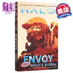 【中商原版】光环:特使 英文原版 Halo:Envoy Tobias S Buckell Gallery Books