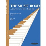 【预订】The Music Road, Book 3: A Journey in Music Reading