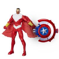 漫威 美国队长钢铁侠隐藏式发射器组合套装