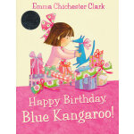 Happy Birthday, Blue Kangaroo! 生日快乐,蓝袋鼠!(书+CD) ISBN9780007312870
