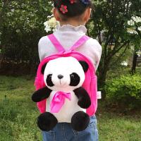 可爱*公仔毛绒玩具儿童背包双肩包生日礼物幼儿园小朋友春游