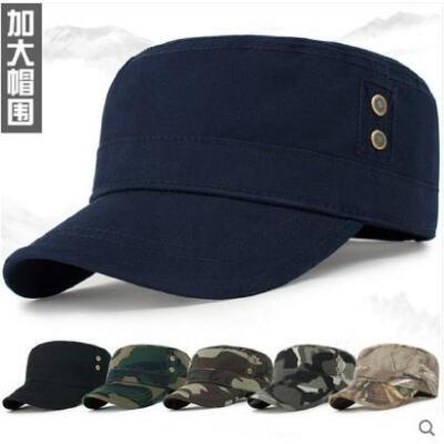 男秋冬鸭舌帽韩版休闲帽子迷彩棒球帽太阳帽时尚运动帽潮