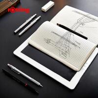 红环Rotring 800+ Pad自动铅笔0.5/0.7mm 手绘电容笔 绘图触控笔