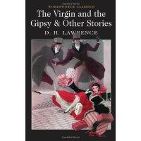 英文原版 少女和吉普赛人 Virgin and the Gypsy