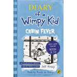 【全新正版】Diary of a Wimpy Kid: Cabin Fever Jeff Kinney 9780141